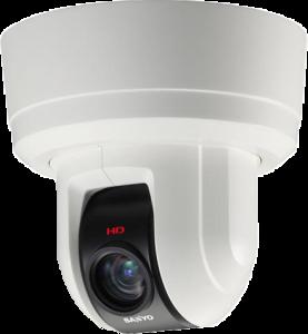 Поворотная камера наблюдения