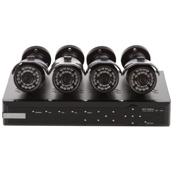 Камеры видеонаблюдения ночные до 50 метров