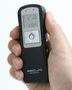 Аналоговый диктофон