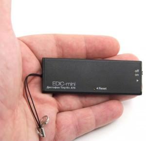 Миниатюрный диктофон E-dic mini