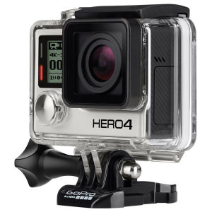 Экшн-камера GoPro Hero 4 Black