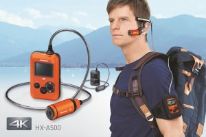 Экшн-камера Panasonic HX A500