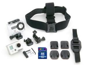 Крепления для экшн-камеры