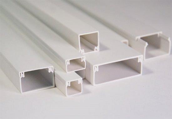 Пластиковые короба для проводов