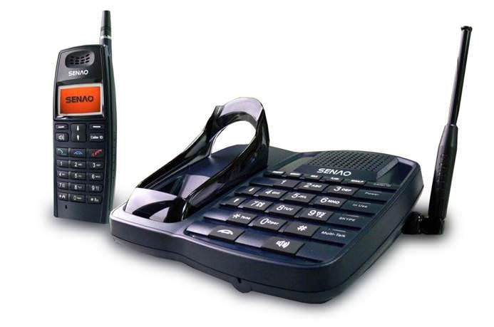 Радиотелефон дальнего радиуса действия фирмы Senao