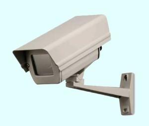 Стандартный муляж камеры видеонаблюдения