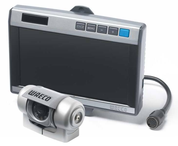 Видеосистема заднего обзора WAECO PerfectViev RVS 550