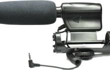 Микрофоны для видеокамер — популярные модели