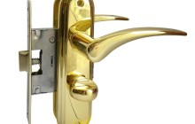 Замки для дверей межкомнатных — как врезать своими руками
