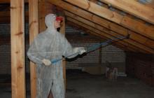 Огнезащитная обработка деревянных конструкций — основные рекомендации