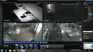 Optimus h 264 подключение ip камер