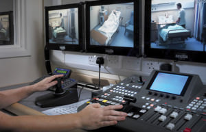 Видеонаблюдение в офисе