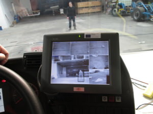 Системы слежения; монитор