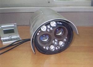 ИК камера видеонаблюдения