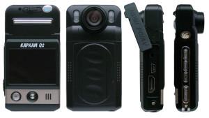Автомобильный видеорегистратор Carcam Q2