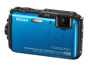 Фотоаппарат для съемки под водой Nikon Coolpix AW110