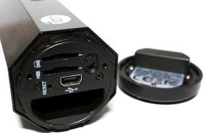 Экшн-камера без крышки