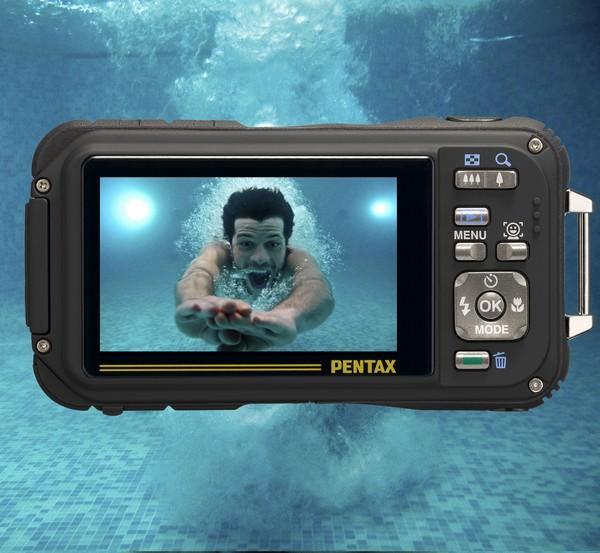 Подводная съемка с помощью фотоаппарата