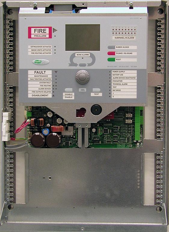 Шкаф пожарной сигнализации ШПС