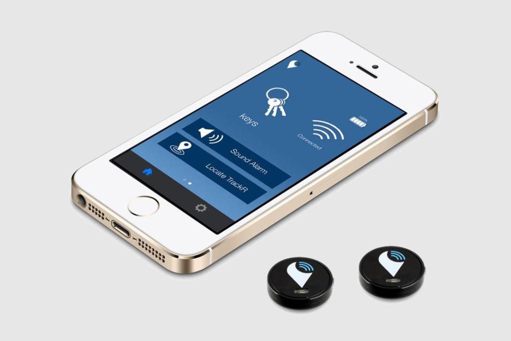 GPS трекер Stickr TrackR