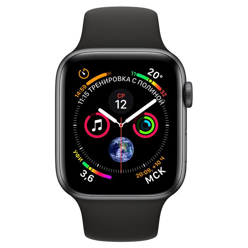 Смарт-часы Apple Watch S4 Sport