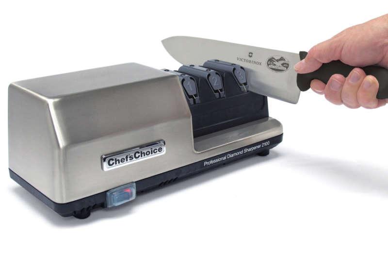 Профессиональная точилка для ножей Chef's Choice CH-2100