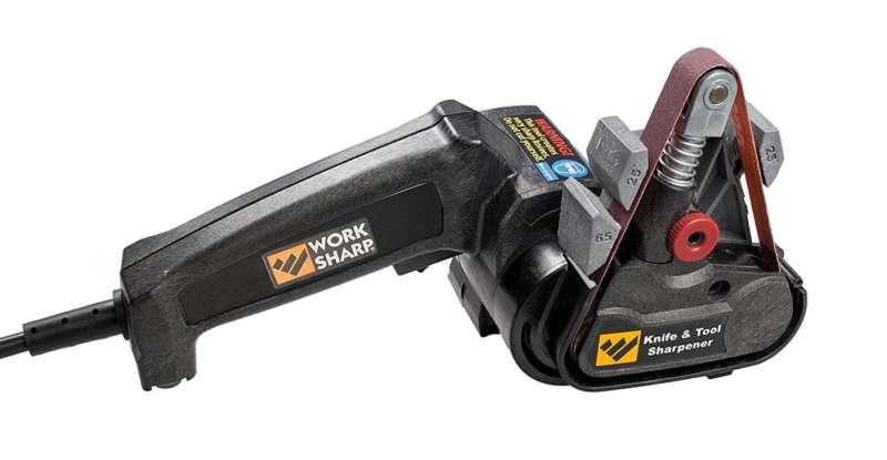 Профессиональная ножеточка Work Sharp Knife & Tool Sharpener WSKTS-I